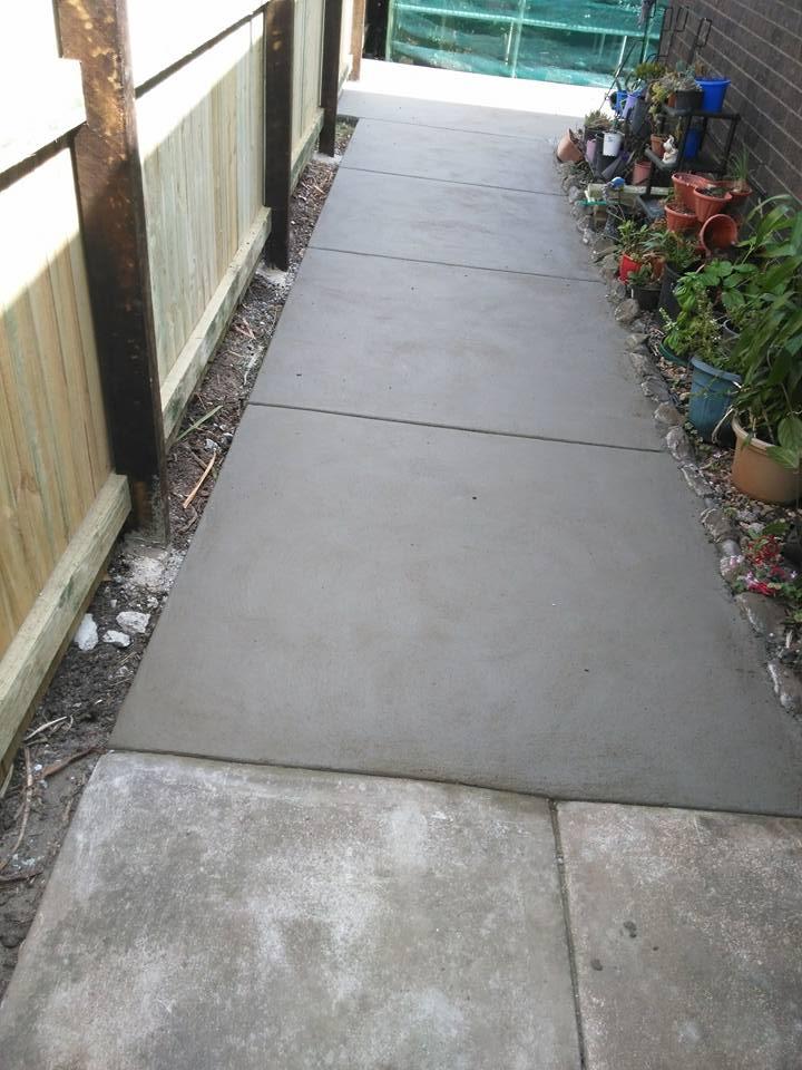 Concrete Contractor Hervey Bay