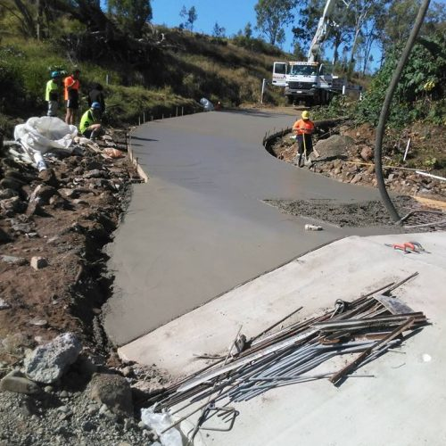 Concreting Services Kawungan