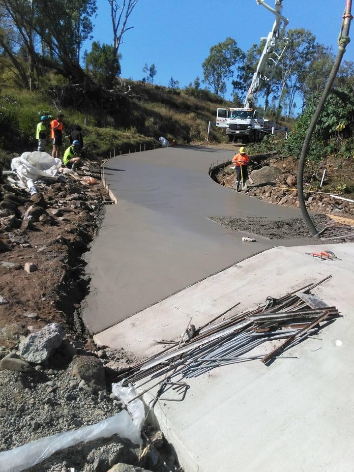 Concreting Services Kawungan